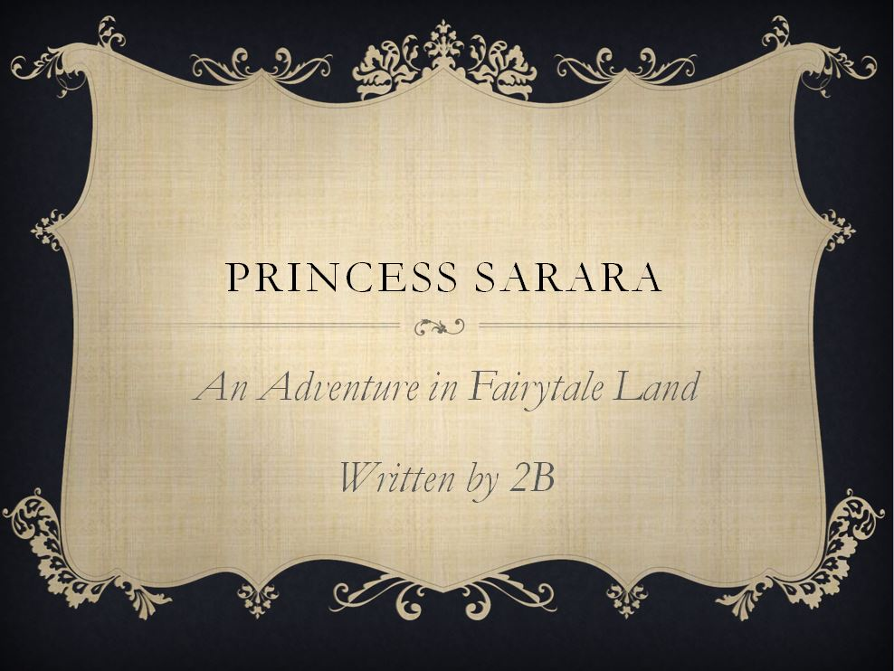 Princess Sarara in 2B