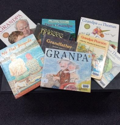 Grandparents' Day in Prep
