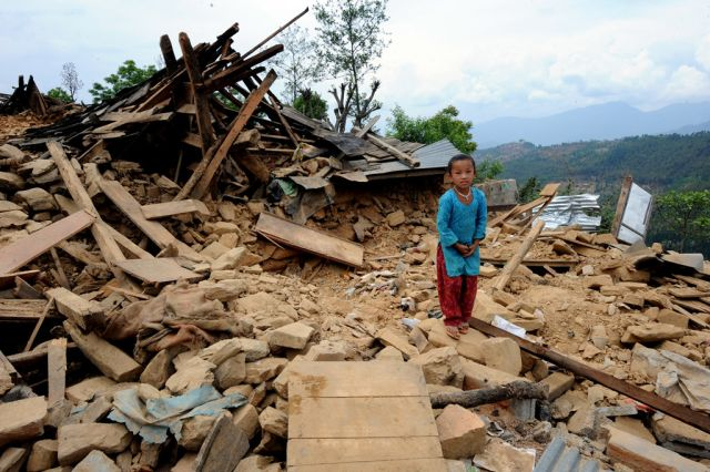Donations for Nepal