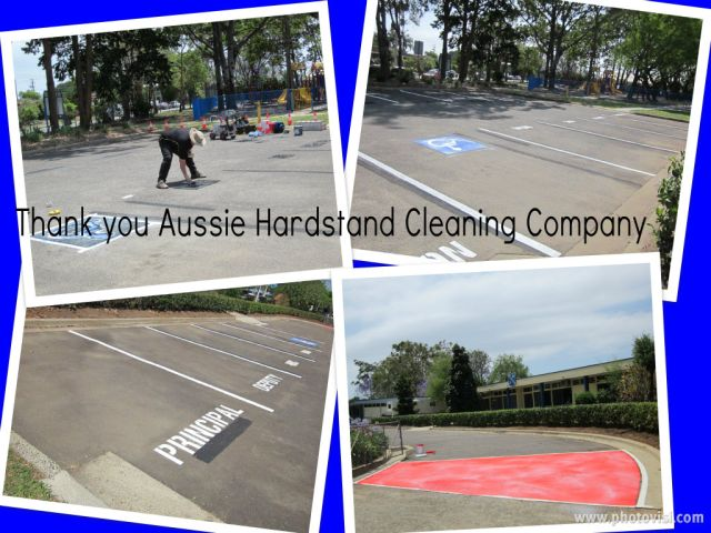 Thank You Aussie Hardstand Cleaning Company