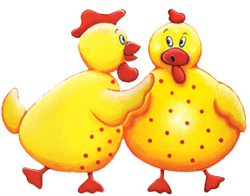 Chicken Pox Alert!
