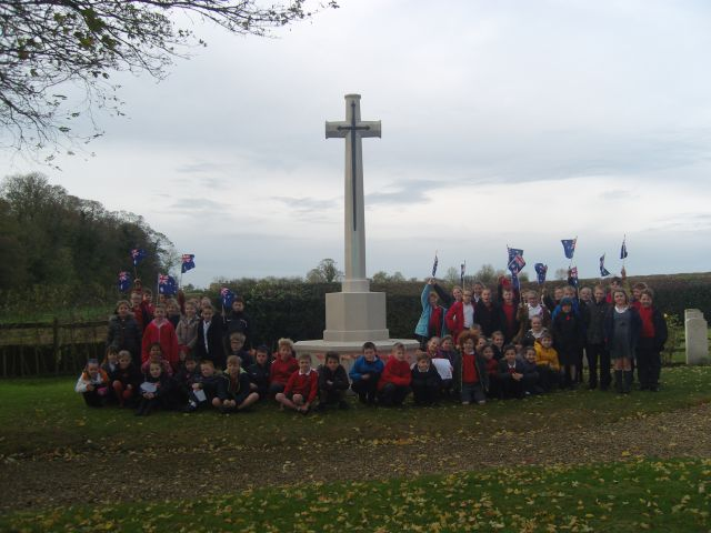 Remembrance at St Nicholas